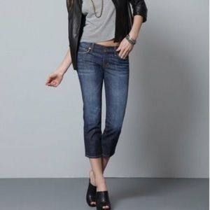 Citizens of Humanity Kelly low-rise cropped jeans